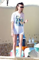 Behati Prinsloo During her idyllic holiday in Cabos San Lucas, Mexico