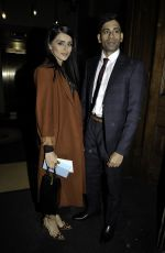 Bhavna Limbachia At Faye Brookes and Gareth Gates engagement party at Hotel Gotham in Manchester City Centre