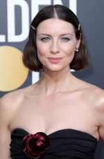 Caitriona Balfe At 76th Annual Golden Globe Awards in Beverly Hills