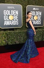 Camilla Belle At 76th Golden Globe Awards at the Beverly Hilton Hotel in Beverly Hills