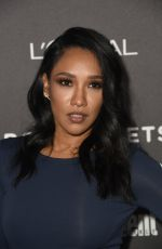 Candice Patton At Entertainment Weekly Pre-SAG Party in LA