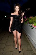 Charlotte Dawson, Taylor & Darby Ward At Freedard Funk Clothing Brand Shoot Parea Bar & Restaurant in Alderley Edge, Cheshire