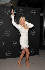 "Christie Brinkley At cocktails & a conversation with ""american beauty star"" in NYC"