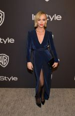 Christina Ricci At 2019 HBO Official Golden Globe Awards After Party in Los Angeles