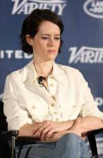 Claire Foy At First Man Variety Film Screening Series in Los Angeles
