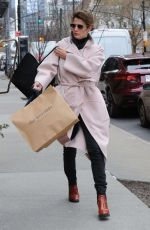 Cobie Smulders Shopping in NYC