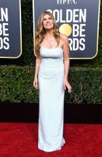 Connie Britton At 76th annual golden globe awards in Beverly Hills