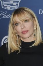 Courtney Love At the art of elysium presents michael muller