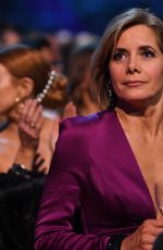 Darcey Bussell At National Television Awards 2019 in London