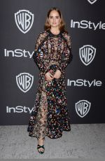 Debby Ryan At InStyle and Warner Bros Golden Globes After Party at The Beverly Hilton Hotel in Beverly Hills