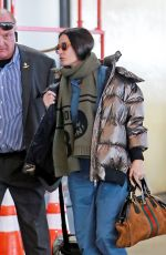 Demi Moore At LAX