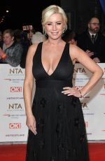 Denise van Outen At National Television Awards 2019 in London