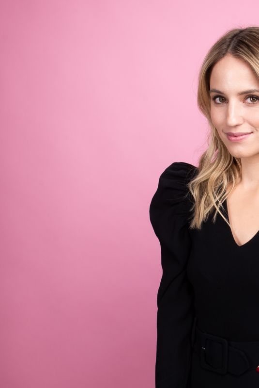 Dianna Agron - AOL BUILD Speaker Series Portrait - January 2019