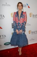 Dina Shihabi At 2019 BAFTA Tea Party, Los Angeles