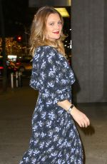 Drew Barrymore Shopping for new glasses in NYC