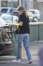 Ellen Pompeo Out at The Grove in Hollywood