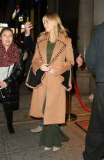 Emily Blunt After a private event in NY