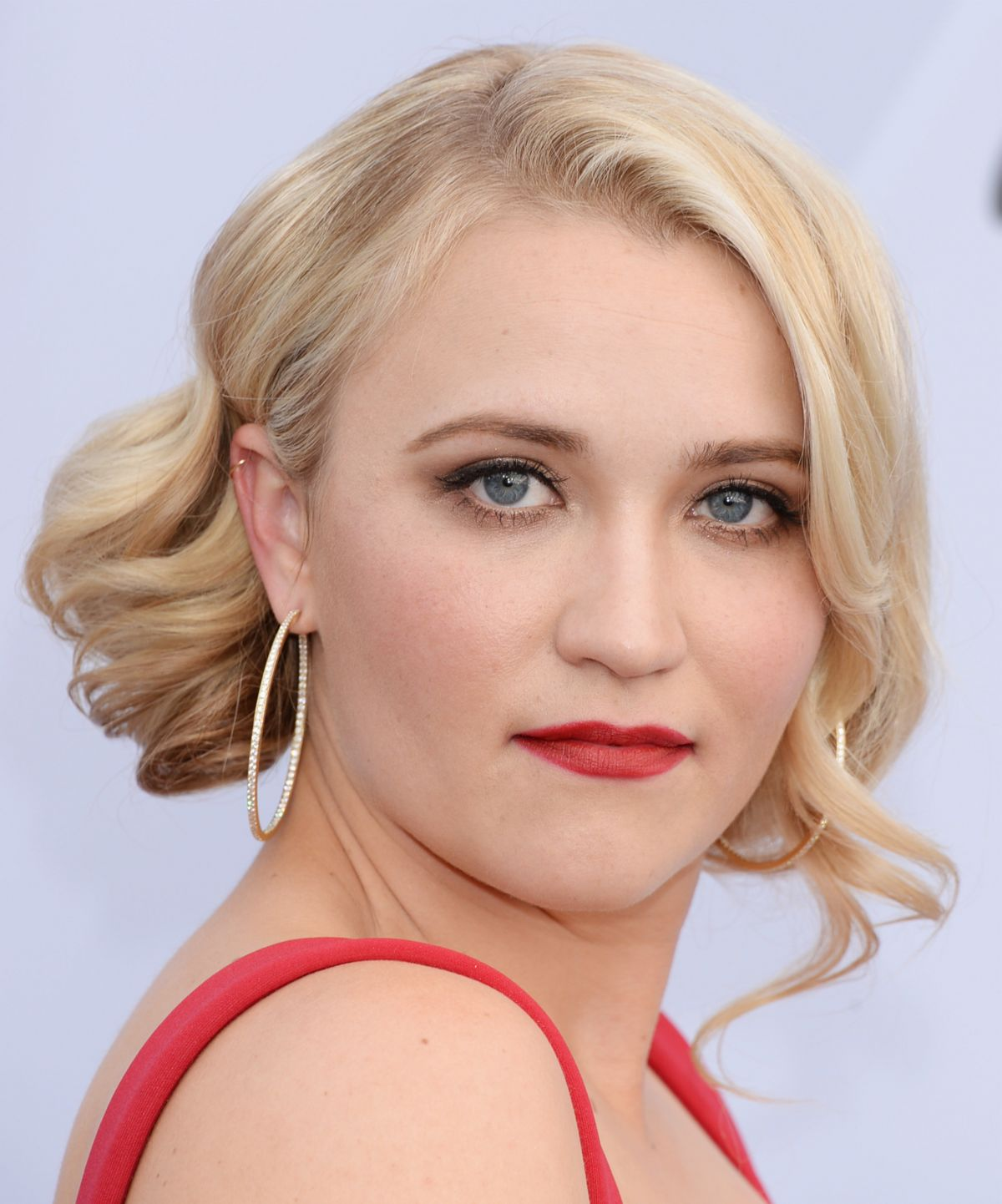 Emily Osment At 25th Annual Screen Actors Guild Awards in
