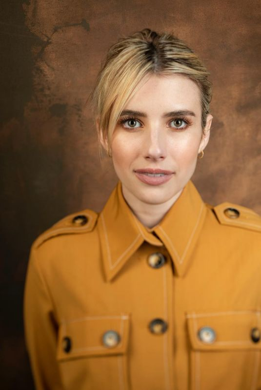 Emma Roberts - The Los Angeles Times Portraits at Sundance Film Festival 2019