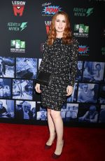 Felicia Day At Stan Lee Tribute at TCL Chinese Theatre in Hollywood