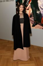Gemma Arterton At Christian Dior: Designer of Dreams exhibition in London