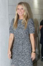 Gwyneth Paltrow Keeps it chic after her book signing at Williams Sonoma Beverly Hills