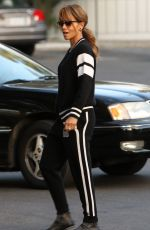 Halle Berry Out in Beverly Hills