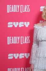 Harly Quinn Smith At Premiere Week Screening of SYFY