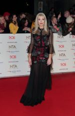 Helen George At 23rd National Television Awards, O2, London, UK