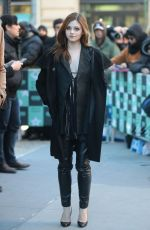 India Eisley At AOL Build Series in New York