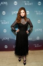 India Eisley At I Am The Night LACMA Screening in LA