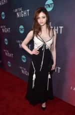 India Eisley At I Am The Night Premiere in LA