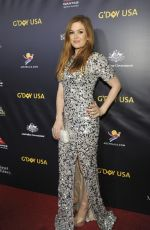 Isla Fisher At 2019 g