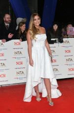 Jacqueline Jossa At national television awards 2019 in London