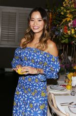 Jamie Chung At Shopbop x Rhode Resort Dinner at Chateau Marmont in LA