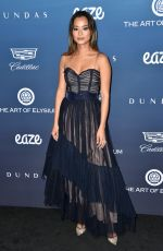 Jamie Chung At The Art of Elysium