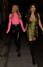 Jasmin Walia Out in London