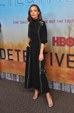Jodi Balfour At True Detective Season 3 Premiere in Los Angeles