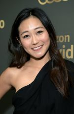 Karen Fukuhara At amazon prime video