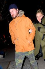 Kate Hudson Exits The Crosby hotel, NYC