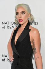 Lady Gaga At the national board of review annual awards gala in NYC