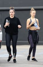 Lala Kent Works up a sweat after a getaway to Sundance Film Festival