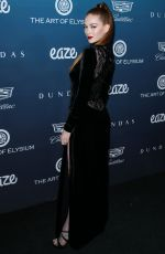 Larsen Thompson At The Art of Elysium