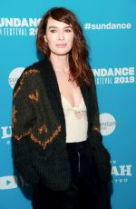 "Lena Headey At ""Fighting With My Family"" Premiere - 2019 Sundance Film Festival"