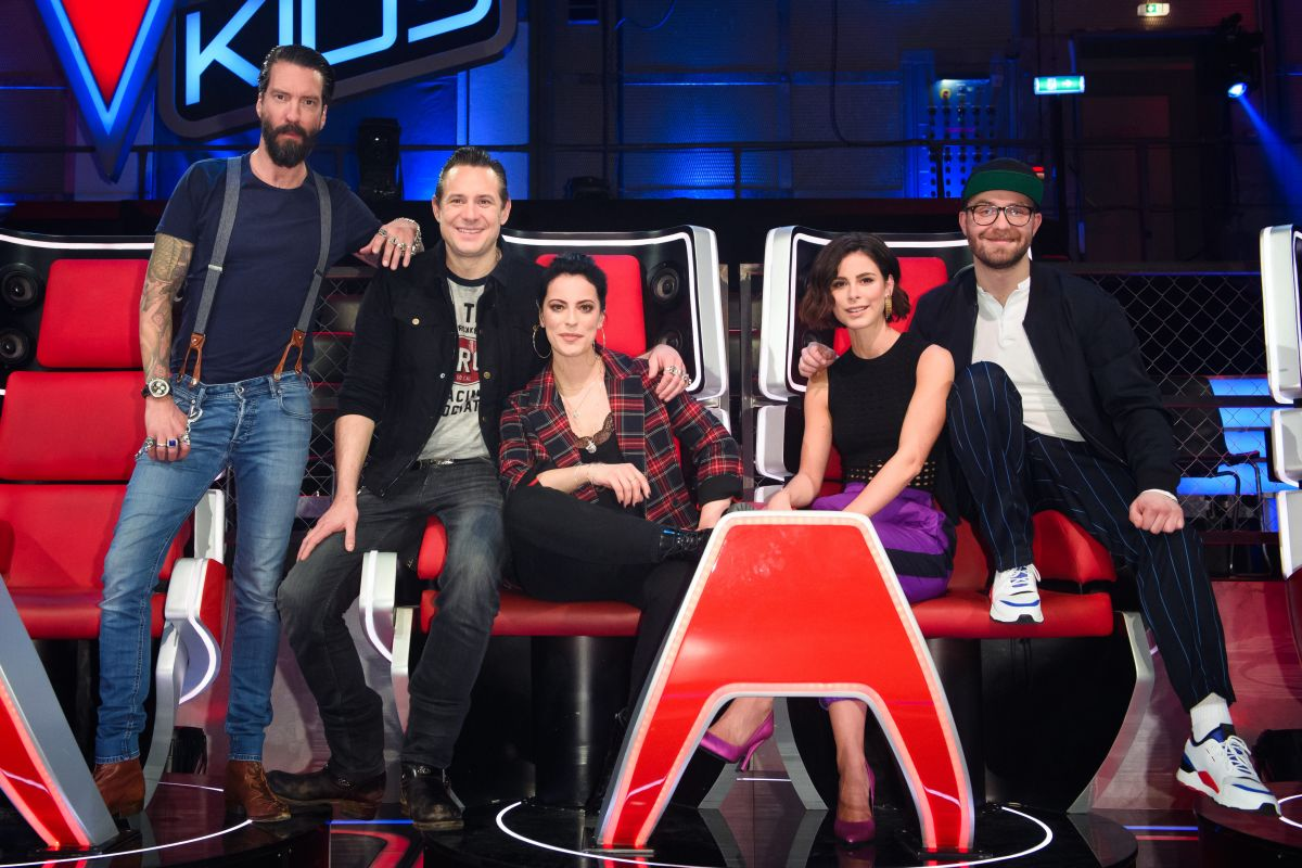 the voice kids game