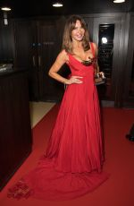 Lizzie Cundy At Gold Movie Awards in London