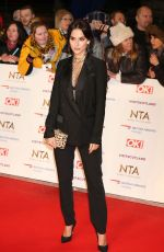 Lucy Watson At National Television Awards 2019 in London