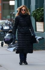 Meg Ryan Is all bundled up in NYC
