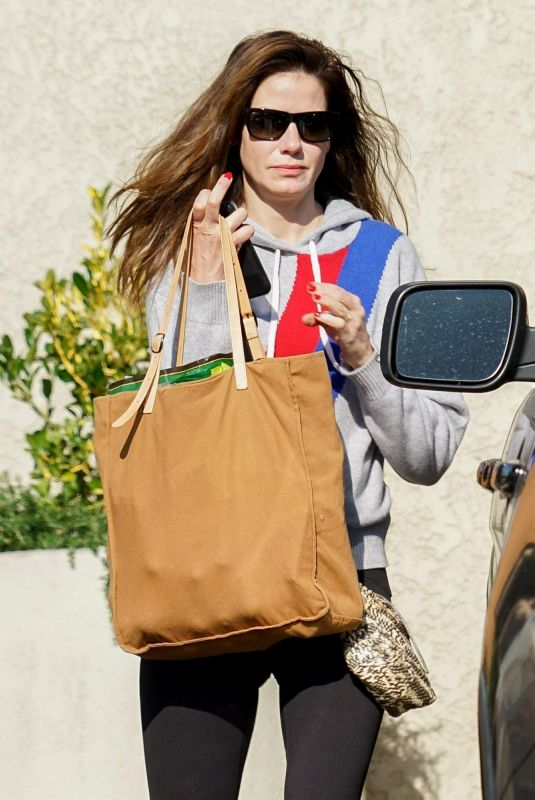 Michelle Monaghan Shopping at gelson