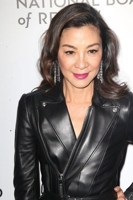 Michelle Yeoh At National Board Of Review Gala New York